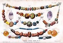 Koraliki średniowiecze / Medieval glass beads