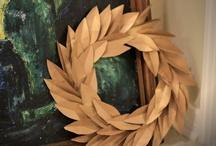 Wreath ideas / by Anna Addcox