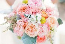 Pink weddi bouquet