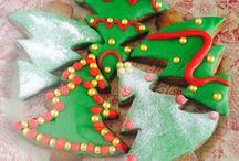 Christmas cookie / Noel,christmas cookie,yeniyıl,yılbaşı