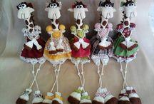 Girafas! / Instagram: @atelie_cambiocco  WhatsApp: 19 982534219  Loja Virtual: www.elo7.com.br/ateliecambiocco