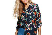 Top blouse tunique Kenzi modest fashion Hiver 2018