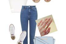 My Outfit set / Tutti gli Outfit creati da me con @polyvore