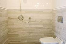 Ванная комната 2-й этаж