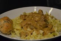 Dinner Ideas / by Toni Wygant
