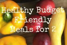 Healthy Budget Friendly Meals for 2