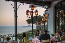 Zass Restaurant / Our Michelin starred Restaurant commanding a stunning view over the sea and the Coast