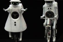 Kickass robots