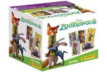 Zootropolis / Merchandise based on the latest Disney film.