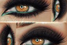 Make-up...