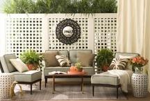 Backyard Ideas / by Heather Kelly