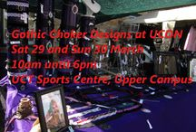 UCON convention 29 and 30 March / I will have a stall at UCT's UCON anime convention this weekend, both sat and sun from 10am until 6pm.  Please link to my facebook page for a promotional video (facebook.com/GothicChokerDesigns)