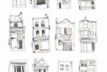Inspiring Compositions / eye catching hand drawn and digital works