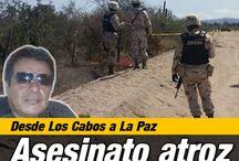 Policiales de Baja California Sur / by Noticabos Noticias