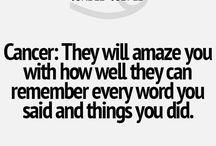 Cancerian quotes