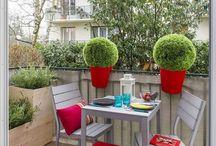 Balcones / Ideas para los balcones