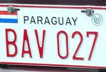 Registration plates