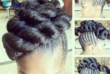 Hair styles / by Tlove Jones