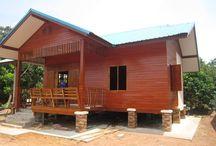 Rumah Kayu / Temukan inspirasi desain rumah kayu impian anda dalam berbagai gaya - hanya di homify.