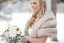 Tenue Retro pour mariage hiver