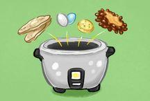 Instant Pot / Instant Pot recipes and tips