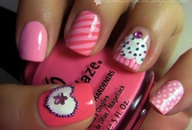 nail designs / by Patti Dunkin