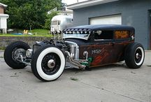 Hot Rod - Rat Rod
