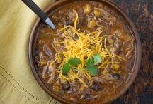 Crockpot recipes / by Rhonda Marcinko