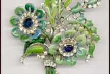 brooches of the past