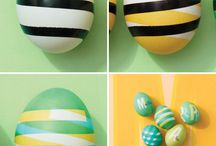 easter egg decorating!
