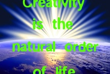 Artsy & Creative Quotes. Sayings & Thoughts / by Deb Crossin