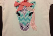 Horse/Pony things