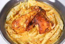 Chicken and Turkey / by Michelle Boettcher