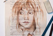 Harry potter tablo / potterheard