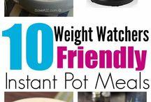 Weight watchers meals