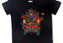 Buy Graphic & Printed Kids T-Shirts Online