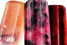 Ice Blocks and Fruity Goodness