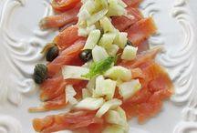 Secondi piatti di pesce / Cucina