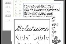 children's bible learning