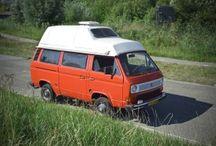 Vintage Volkswagen Camper / Oude campers op avontuur!