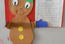 Y2 - Gingerbread Man / by Michelle Hill