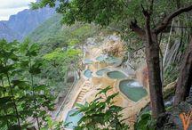 Lugares turísticos de Hidalgo