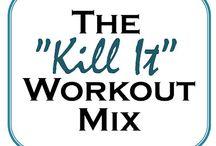Workout music