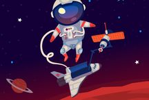 """National Astronaut Day 2016 / National Astronaut Day is observed annually on May 5th. This observance celebrates Astronauts as true heroes, with a mission to inspire ALL to """"reach for the stars"""" by sharing """"out of this world"""" Astronaut stories and experiences."""