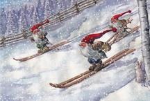 Cristmasgard  / Joulukortit