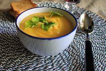 Cremas / Soups