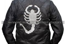 Ryan Gosling Drive Scorpion Bomber Jacket / Get this stylish Black Scorpion Drive Ryan Gosling Jacket at most discounted price from Sky-Seller and avail free Shipping