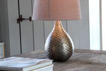 Kollektion lampor hösten 2015 / Här ser ni By Rydens höstkollektion av belysning för hemmet!
