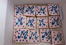 Cookies Sweet Treats By Luciana Manso / Cookies realizadas por Sweet para todas las ocaciones.