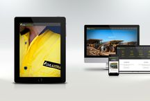 Brochure Design, Web Design Gold Coast / Civil Australia